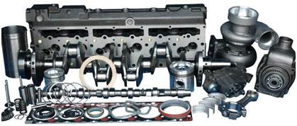 Repuestos motores