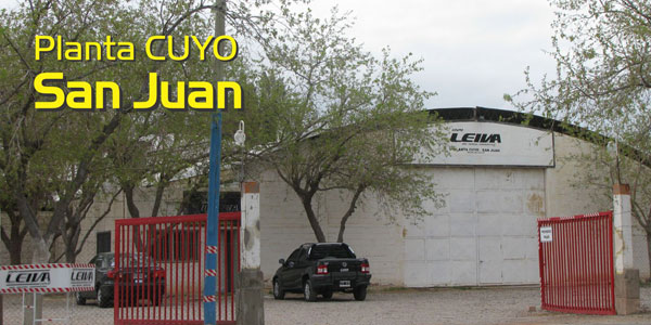 Planta Cuyo LB Service